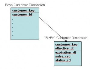 Figure 1: BizEff Dimension